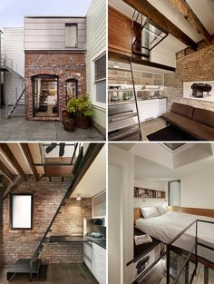 9 Loft Spaces That have it All Figured Out