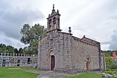 Iglesia Santiago de Cereixo
