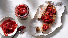 Blood orange and vanilla marmalade recipe : SBS Food Citrus Recipes, Vanilla Recipes, Orange Recipes, Fruit Recipes, Sweet Recipes, Unique Recipes, Other Recipes, Orange Marmalade Recipe, Sbs Food