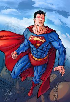 Superman by padisio.deviantart.com on @deviantART