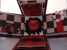 Twilight Saga Inspired Explosion Box