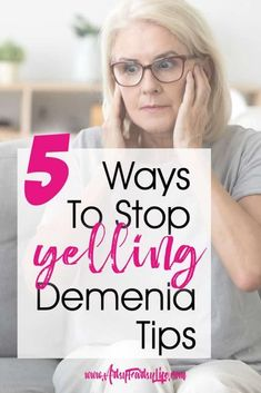 As an Alzheimers or dementia caregiver you have to communicate with your loved one, but sometimes that is super hard when they accuse you of always yelling at them! So here are some tips and ideas about how to stop yelling at your dementia or Alzheimers l Dementia Care, Alzheimer's And Dementia, Vascular Dementia, Understanding Dementia, Aging Parents, Thick Skin, Elderly Care, Health Quotes, Caregiver