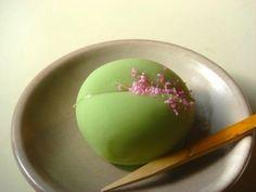 萩(はぎ) hagi 水本 Japanese sweets
