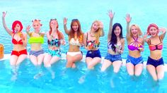 Girls' Generation (소녀시대) - Party,Lion Heart,You Think [Teaser]
