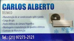 Instalação, Limpeza, Carga de Gás, Conserto e Manutenção de Ar Condicionado