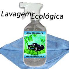 Lavagem ecologica - Ecocarwashing (kit)