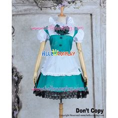 Alice In Wonderland Mad Hatter Cosplay Costume (70 DKK) ❤ liked on Polyvore featuring costumes, blue halloween costume, mad hatter halloween costume, alice in wonderland cosplay costume, cosplay halloween costumes and alice in wonderland costume