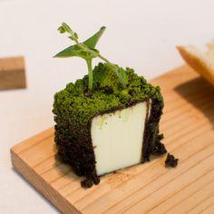 Narisawa restaurant butter