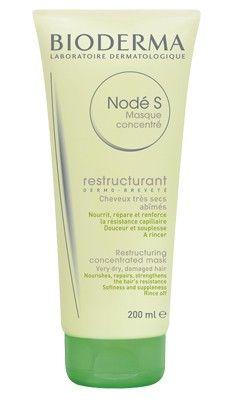 Very dry, damaged hair Nodé Mask - Nourishes hair - Bioderma