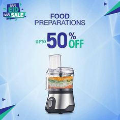 Food processing is so easy with our reliable home appliances, now its even more easy to buy them on Goto with upto 50% discount on this Bari eid Bari sale.  For details visit our website: https://www.goto.com.pk/ #StupidPrices