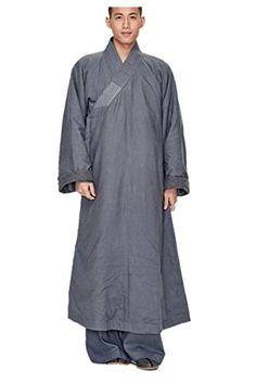 5e29b2dc0e ZanYing Buddhist Monk Zen Robe Religion Meditation Cotton... https   www
