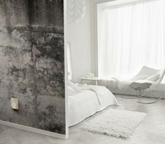 Concrete Wallpaper by Robin Sprong