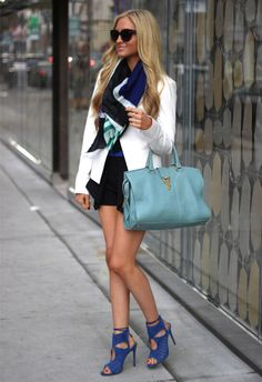 Casual Street Style.