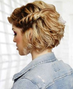 nice #Short #Haircut For Thick #Hair For #Wavy, Curly And Straight Hair