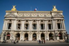 Palais Garnier is one of the 'must see' historical attractions in Paris and it is, as its name suggests, palatial. Click the link to see more: http://mikestravelguide.com/things-to-do-in-paris-visit-paris-opera-house-palais-garnier/