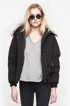 Canada Goose' chilliwack parka ladies