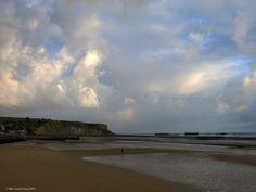 Arc-en-Ciel/Rainbow_Arromanches-les-Bains (France)_2014-08-12 © Hélène Ricaud-Droisy (HRD)
