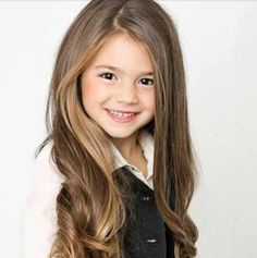 Her parents better watch out in about 10 years..beautiful
