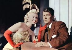 She's Working Her Way Through College - Virginia Mayo - Ronald Reagan Image 18 sur 28