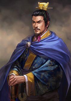 Cao Pi by CT-115.deviantart.com on @DeviantArt