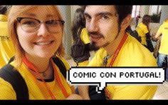 COMIC CON VLOG! |Voluntária e sendo consumista na comic con Portugal