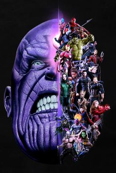 superhero marvel geek news was created for fun and to share our passion with other fans.It's entirely managed by volunteer fans superhero marvel movies. Thanos Marvel, Marvel Dc Comics, Bd Comics, Marvel Heroes, Marvel Avengers, Marvel Tattoos, Marvel Characters, Marvel Movies, Avengers Movies