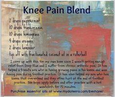 Knee Pain Blend