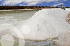 Salt from traditional salines. its production contributes to maintain endangered cultural landscapes and tradition.
