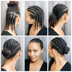 albums of Quick Protective Hairstyles For Natural Hair . Natural Hair Styles protective braid styles for natural hair Protective Braids, Protective Hairstyles For Natural Hair, Natural Hair Braids, Natural Hair Care, Protective Styles, Natural Twists, Natural Weave, Flat Twist Hairstyles, Black Kids Hairstyles