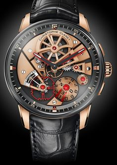 The Christophe Claret Maestro is one of the latest creations from the luxury watchmaker and has its most affordable price tag at $68,000.