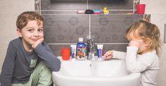 Najlepsze triki i sposoby na zdrowe zęby dzieci (+ co robić, gdy dziecko nie chce myć zębów?) - Ronja.pl