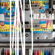 Bruno Capatti, 02.05.'16 - markers Carioca share after the crisis, which threatened to wipe them out - i pennarelli Carioca ripartono dopo la  crisi che ha rischiato di spazzarli via