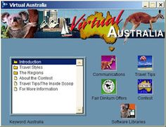 AOL Virtual Australia ScreenShot