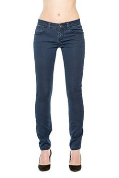 Rose Royce Women's Skinny Jeans (Ariana / Vintage Medium Blue) (Knitted Fabric) - Size 26 (3/4) Rose Royce Clothing http://www.amazon.com/dp/B00N57DADY/ref=cm_sw_r_pi_dp_3nsqvb0YME07T