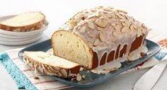 Glazed Almond Pound Cake Recipe   McCormick