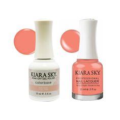 Kiara Sky Gel   Nail Polish - Skin Tone - 404