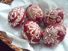 Handcraft Blog: Eggs eggs eggs
