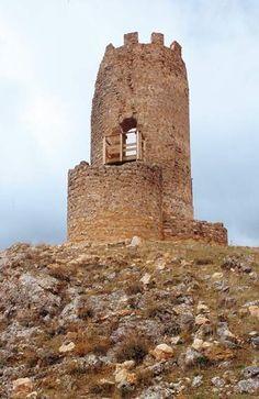 Atalaya de Hojaraca o Torre Melero - la riba de escalote - soria - españa