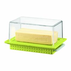 Butter Dish with built in cooling tray