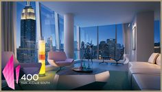 Toll Brothers City Living | 400 Park Ave South