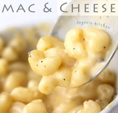 Today I am making easy stove-top macaroni and cheese. It requires only a few ingredients. The base sauce is French bechamel sauce and mornay sauce. But do you know mac and cheese originated from UK? But it's a very American. Let's get started. First, make the sauce. The base sauce is white sauce, bechamel sauce …