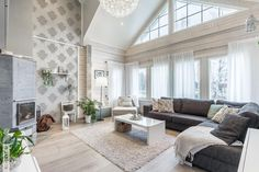 Home Reno, Couch, Furniture, Reno Ideas, Homes, Interiors, Decoration, Scandinavian Design, Build Your House