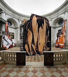 Gow Langsford Gallery congratulates Judy Millar, a New Zealand representative at the Venice Biennale 2009 . See images of her exhibition G. Pretty Cool, How To Look Pretty, Anish Kapoor, Original Copy, Venice Biennale, See Images, Contemporary Paintings, Lovers Art, New Zealand