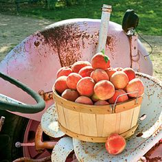 Fredericksburg Peaches < 10 Adventures in Texas' Hidden Hill Country - Southern Living Mobile