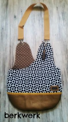 berkwerk Craft Bags, Shopper, Clutch, Crafty Craft, Sewing Projects, Cool Style, Shabby, Quilts, Sew Bags