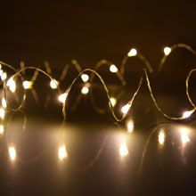 Ultra thin string lights or fairy lights for bringing a magical glow to your decorations. Rice sized LED micro bulbs on bendable ultra-thin metallic wire. Battery Operated Lights, Battery Lights, Led Party Lights, String Lights, Sphere Light, Globe Lights, Paper Lanterns, Light Shades, Fairy Lights