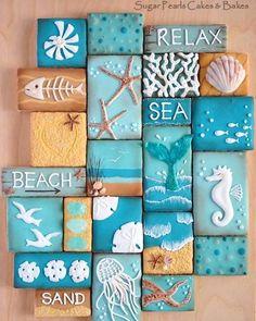 87 отметок «Нравится», 5 комментариев — Pamoda (@sugarpearlscakesandbakes) в Instagram: «Best escape anyone can have #beach #tbt #beachtherapy #takemetothebeach #beachcookies…»