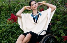 Concurso de moda para deficientes na Rússia