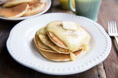 ... | Baked Carrots, Lemon Ricotta Pancakes and Steel Cut Oatmeal