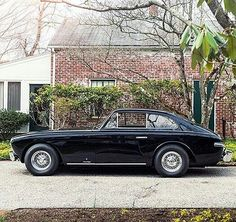 from @hagertyclassiccars -  The Cunningham C3 road cars started production in West Palm Beach where a 331 cu in Hemi V8 was installed. They were then shipped to the coachbuilder Vignale in Turin Italy for the bodywork. After the body was finished they were returned to West Palm Beach to be finished. Photograph by @trahanphoto. #Cunningham #v8 #pin #twitter - #regrann